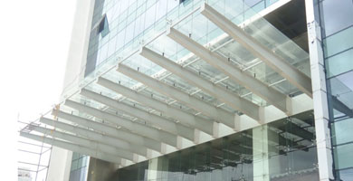 Facade Glazing Structural Glazing Glass Contractors